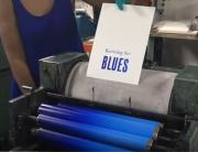Knitting the Blues
