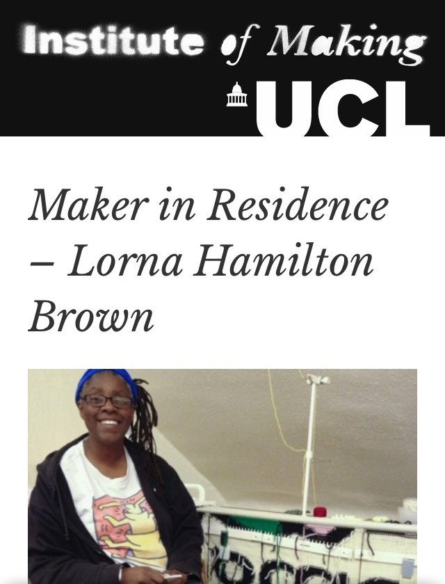 Artist in Residence UCL