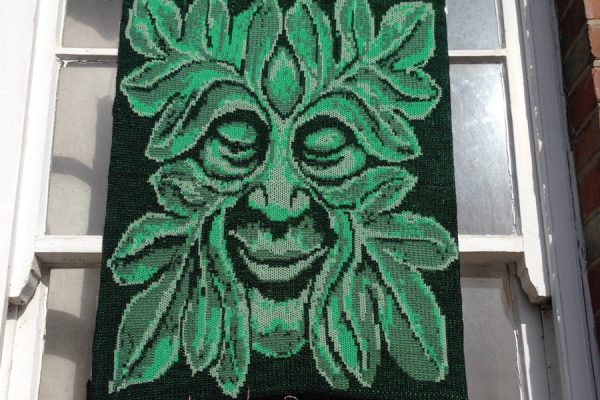 Jacquard in the Green